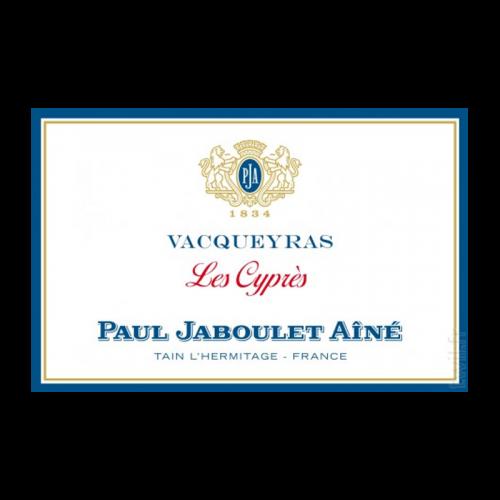 """de Coninck Wine Merchant Paul Jaboulet Aîné - Vacqueyras """"Les Cyprès"""" 2018"""