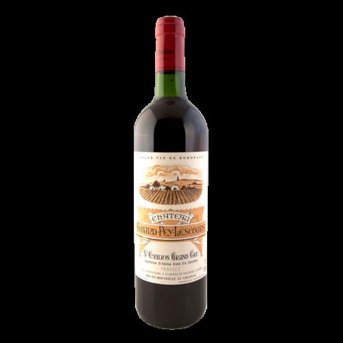 de Coninck Wine Merchant Château Grand-Pey-Lescours, Saint-Emilion Grand Cru 2018 BIO