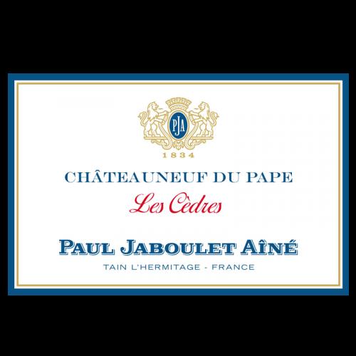 """de Coninck Wine Merchant Paul Jaboulet Aîné - Chateauneuf du Pape """"Les Cèdres"""" 2016"""