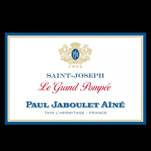 """de Coninck Wine Merchant Paul Jaboulet Aîné - Saint Joseph """"Le grand Pompée"""" 2018"""