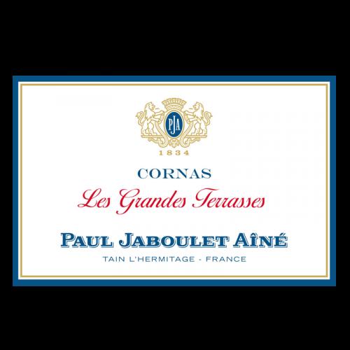 """de Coninck Wine Merchant Paul Jaboulet Aîné - Cornas """"Les Grandes Terrasses"""" 2014"""