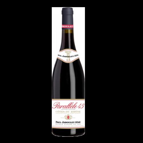 """de Coninck Wine Merchant Paul Jaboulet Aîné """"Parallèle 45 rouge"""" 2019 Magnum 1.5L BIO"""