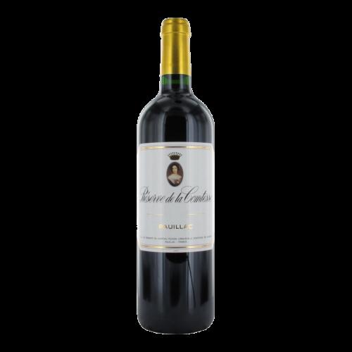 de Coninck Wine Merchant La Réserve de la Comtesse – Pauillac 2015