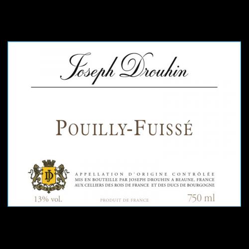 de Coninck Wine Merchant Joseph Drouhin Pouilly-Fuissé 2020