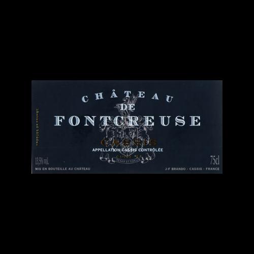 de Coninck Wine Merchant Château de Fontcreuse Blanc - Cassis 2019/2020 BIO