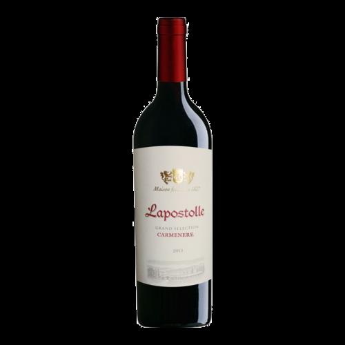 """de Coninck Wine Merchant Lapostolle """"Grand Selection"""" Carmenère 2013"""