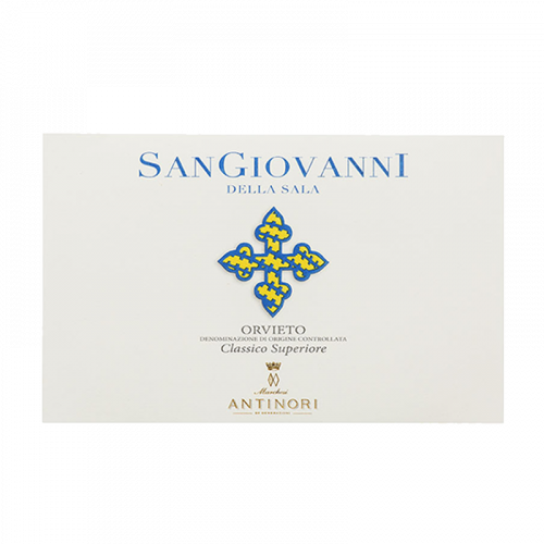 de Coninck Wine Merchant Antinori - San Giovanni - Orvieto Superiore - Umbria - 2020