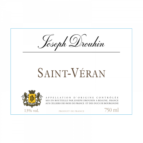de Coninck Wine Merchant Joseph Drouhin - Saint-Véran - 2019
