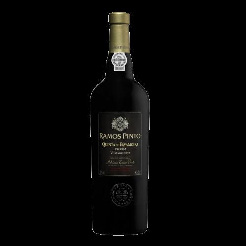 de Coninck Wine Merchant Porto Ramos Pinto - Vintage 2002 - WB