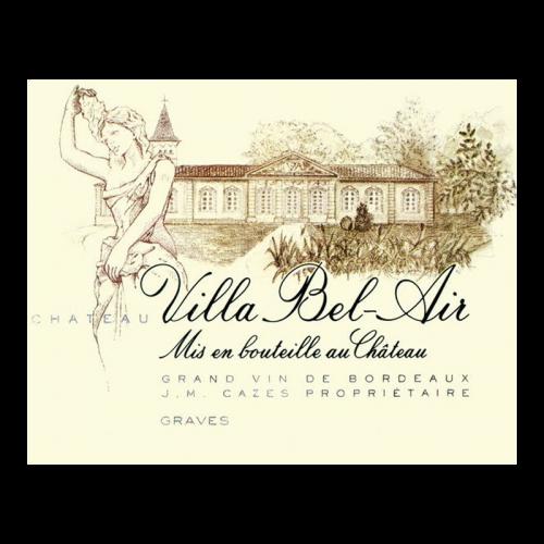 Château Villa Bel Air - Graves 2016 37,5cl