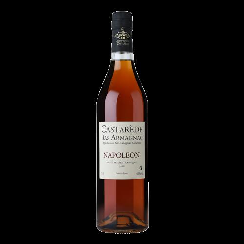 de Coninck Wine Merchant Bas-Armagnac Castarède Napoléon 15 ans d'âge