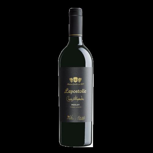 """de Coninck Wine Merchant Lapostolle """"Cuvée Alexandre"""" Merlot 2015 - BIO"""