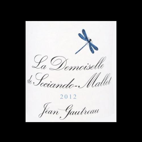 de Coninck Wine Merchant La Demoiselle de Sociando Mallet - Haut-Médoc 2017