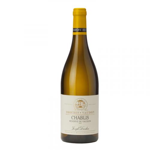 """de Coninck Wine Merchant Joseph Drouhin Chablis """"Réserve de Vaudon"""" 2018 Bio"""