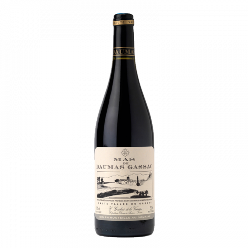 de Coninck Wine Merchant Mas de Daumas Gassac rouge - Vin de Pays de l'Herault 2008/2010/2011