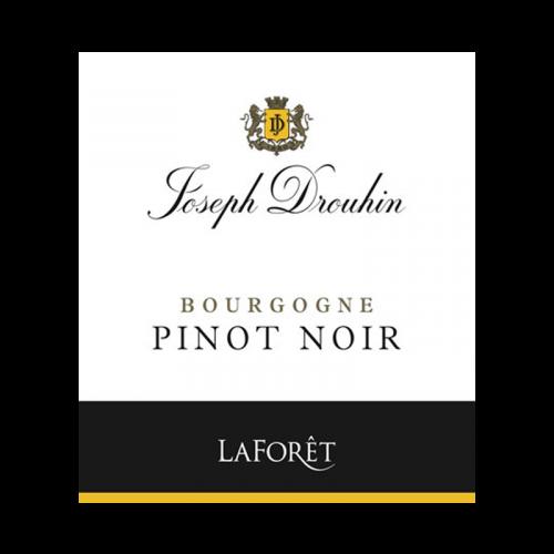 """de Coninck Wine Merchant Joseph Drouhin - Bourgogne Pinot Noir """"Laforêt"""" 2018/2019"""