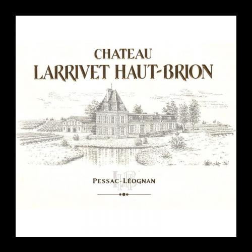 de Coninck Wine Merchant Château Larrivet Haut-Brion - Pessac-Léognan rouge 2016
