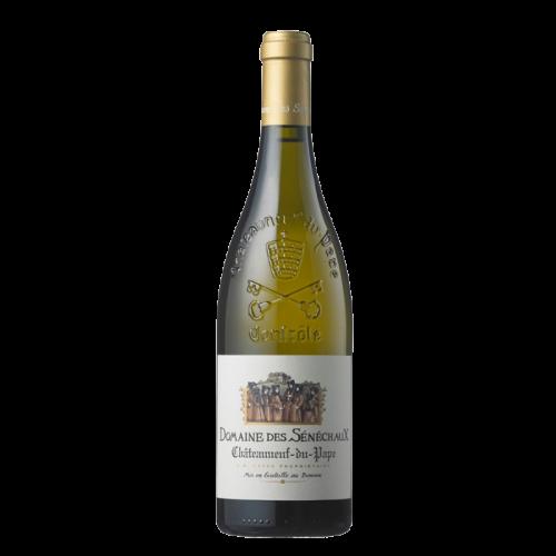 de Coninck Wine Merchant Châteauneuf-du-Pape Domaine des Sénéchaux blanc 2018