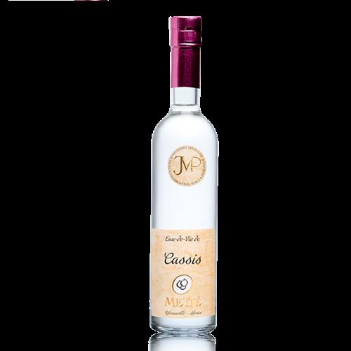 de Coninck Wine Merchant Metté - Eau de Vie Cassis 35CL