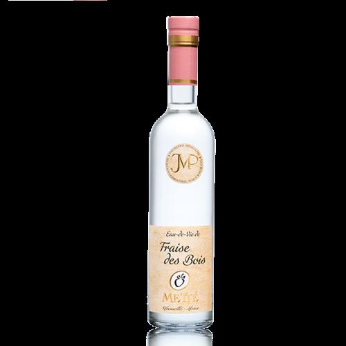 de Coninck Wine Merchant Metté - Eau de Vie Fraise des Bois 35CL