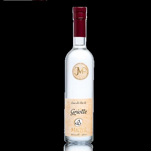 de Coninck Wine Merchant Metté - Eau de Vie Griotte 35CL