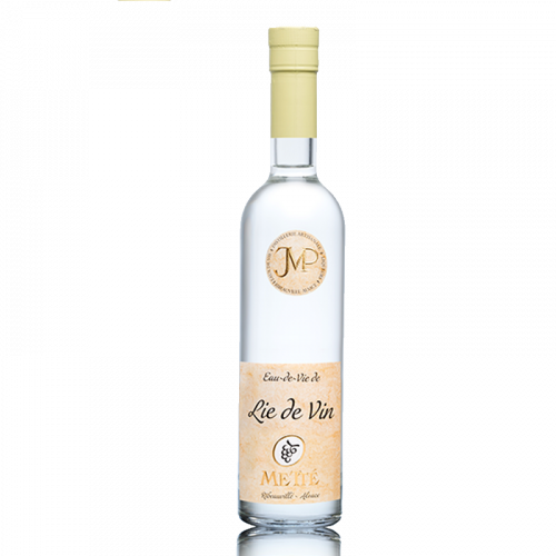 de Coninck Wine Merchant Metté - Eau de Vie Lie de Vin 35CL