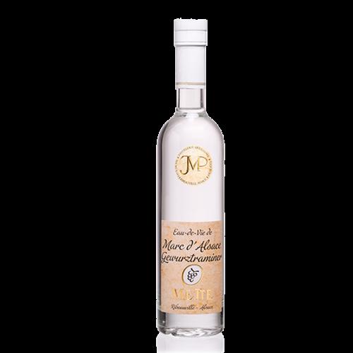 de Coninck Wine Merchant Metté - Eau de Vie Marc de Gewurztraminer 35CL