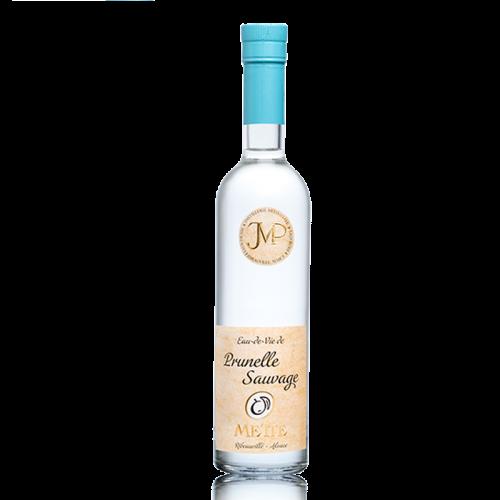 de Coninck Wine Merchant Metté - Eau de Vie Prunelle Sauvage 35CL