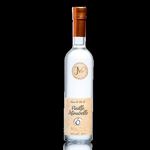 de Coninck Wine Merchant Metté - Eau de Vie Vieille Mirabelle 35CL