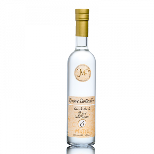 de Coninck Wine Merchant Metté - Eau de Vie Poire Williams 35CL