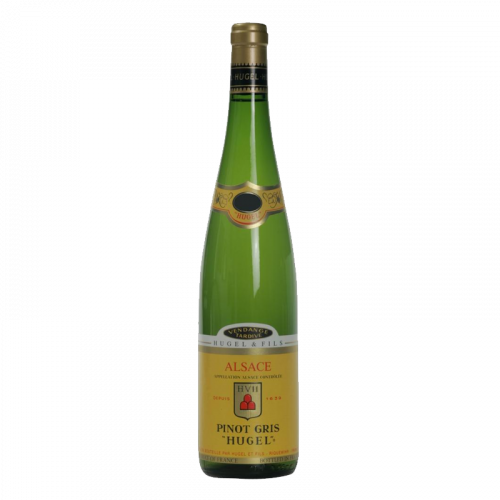 de Coninck Wine Merchant Hugel - Pinot Gris Vendange Tardive 2009 Demi 37.5CL