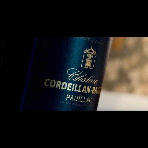 de Coninck Wine Merchant Château Cordeillan Bages Pauillac 2012