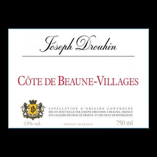 de Coninck Wine Merchant Joseph Drouhin Côte de Beaune-Villages 2018
