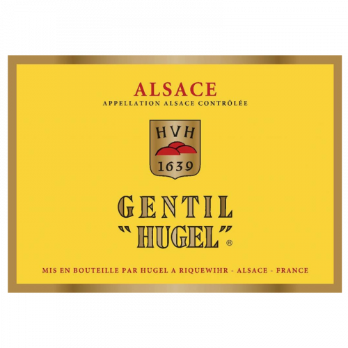 de Coninck Wine Merchant Famille Hugel - Gentil 2019 - Alsace - Magnum