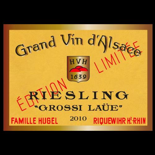 de Coninck Wine Merchant Hugel - Riesling Grossi Laüe 2013