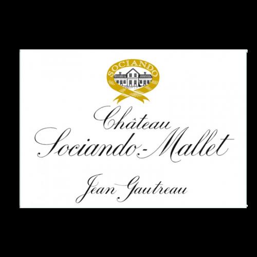 de Coninck Wine Merchant Château Sociando Mallet - Haut-Médoc 2017