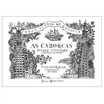 Telmo Rodriguez, As Caborcas, Grand vino de Galicia 2014