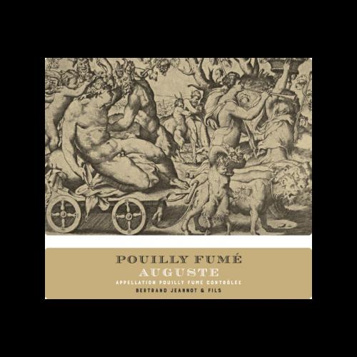 """de Coninck Wine Merchant Domaine de Riaux - Pouilly Fumé """"Auguste"""" - 2019"""