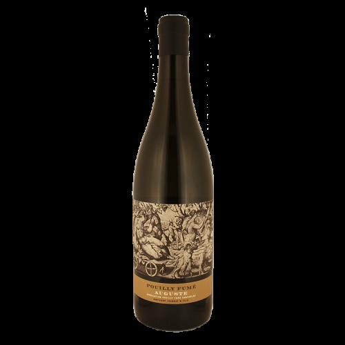 """de Coninck Wine Merchant Domaine de Riaux - Pouilly Fumé """"Auguste"""" - 2018"""