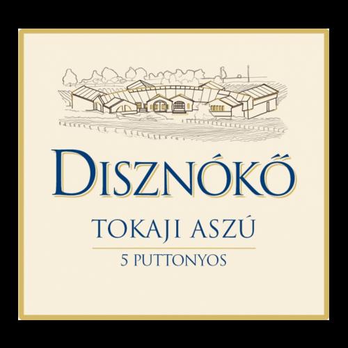 de Coninck Wine Merchant Disznókó Tokaji Aszu 5 Puttonyos 2012 50CL