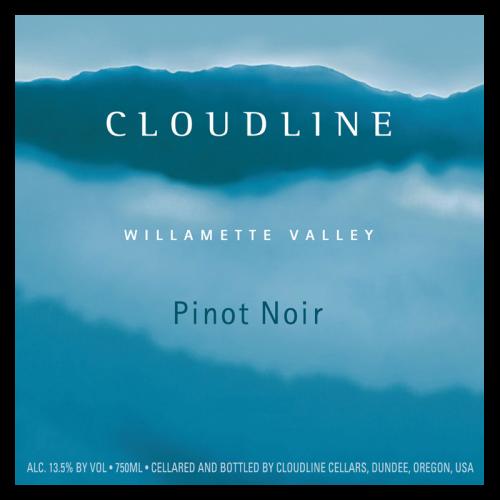 Drouhin Oregon Cloudline Pinot Noir 2015