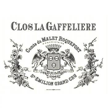 Clos La Gaffelière -  Saint Emilion 2011