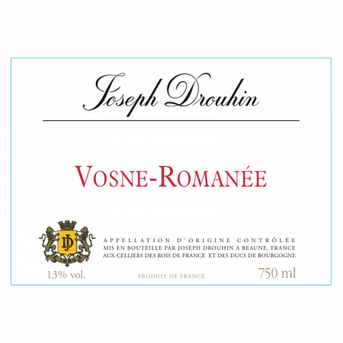 de Coninck Wine Merchant Joseph Drouhin Vosne-Romanée 2017