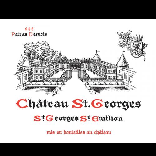 de Coninck Wine Merchant Château Saint-Georges - Saint-Georges Saint-Emilion 2019
