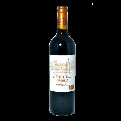 de Coninck Wine Merchant Les Tourelles de Longueville - Pauillac 2017