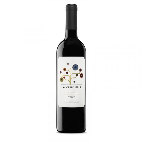 "de Coninck Wine Merchant Palacios Remondo - Rioja ""La Vendimia"" 2019 BIO"