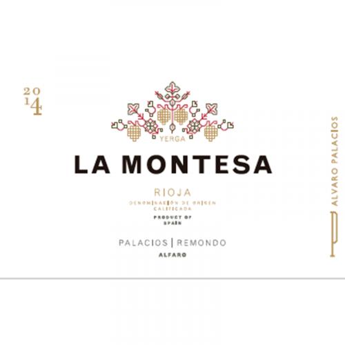 """de Coninck Wine Merchant Palacios Remondo - Rioja - """" La Montesa """" 2018 BIO"""