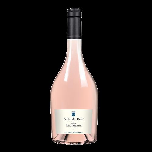 """de Coninck Wine Merchant Château Réal Martin - """"Perle de Rosé"""" - AOP Côtes de Provence 2020 BIO Magnum"""