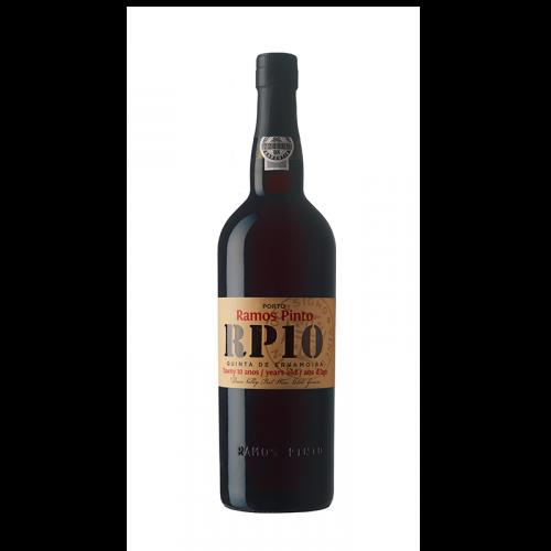 de Coninck Wine Merchant Ramos Pinto - Porto - Quinta da Ervamoira 10 yo + ice cooler