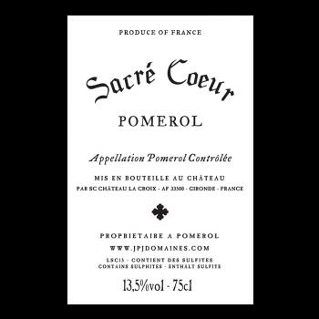 Château Sacré Coeur Pomerol 2012